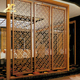 SUS304 cheap 3d wall art professional partition room divider cheap dubai room divider screen
