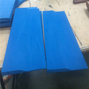 China manufacturer custom shape EVA large foam square block