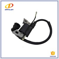 Ignition Coil 50cc-150cc ATV, Go Kart, Moped & Scooter with 135 Degree Ignition Coil Elbow