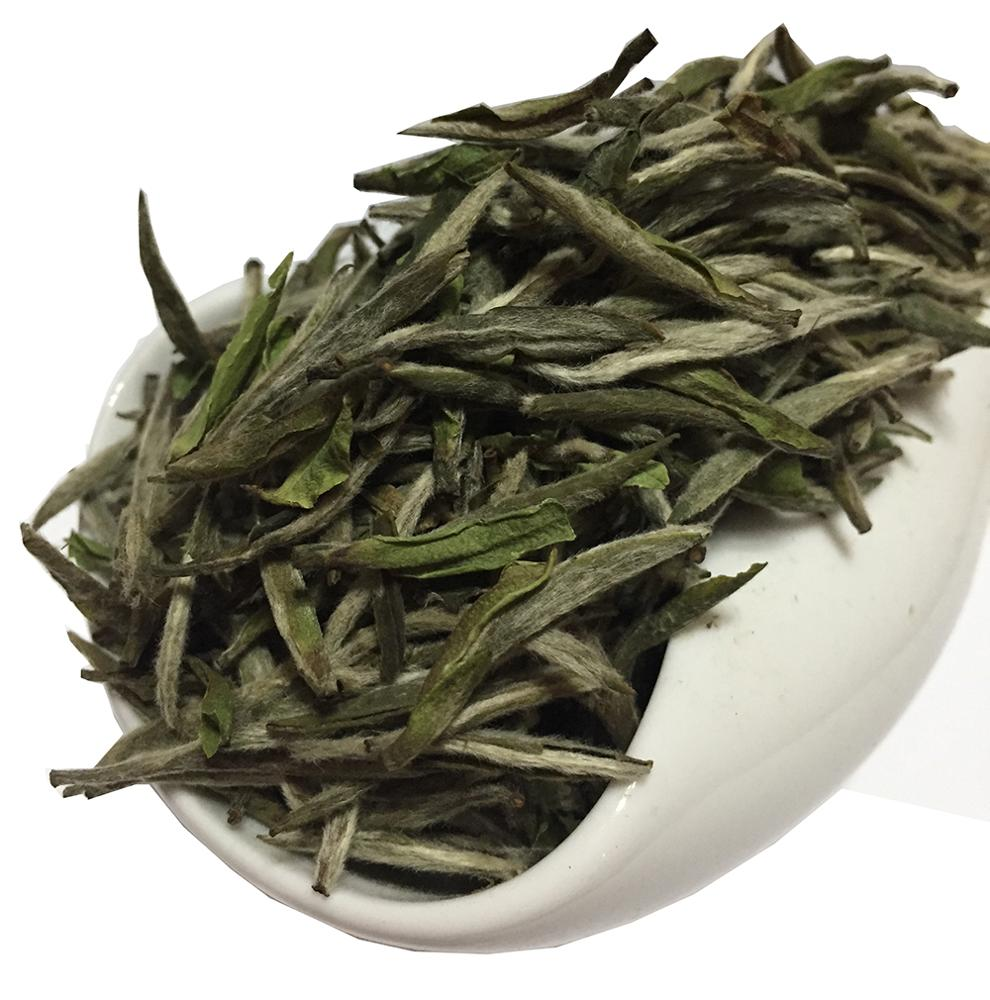 The Classical Famous Of Fujian Spring White Tea Fuding Bai Hao Yin Zhen Bud and Tender Top Grade Fuding White Tea - 4uTea   4uTea.com