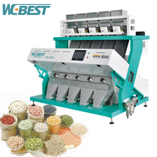 Grain,Wheat,Rice,Seeds,Dehydrated Vegetable,Recycle Plastic Color Sorter,Grain Color Sorting Machine