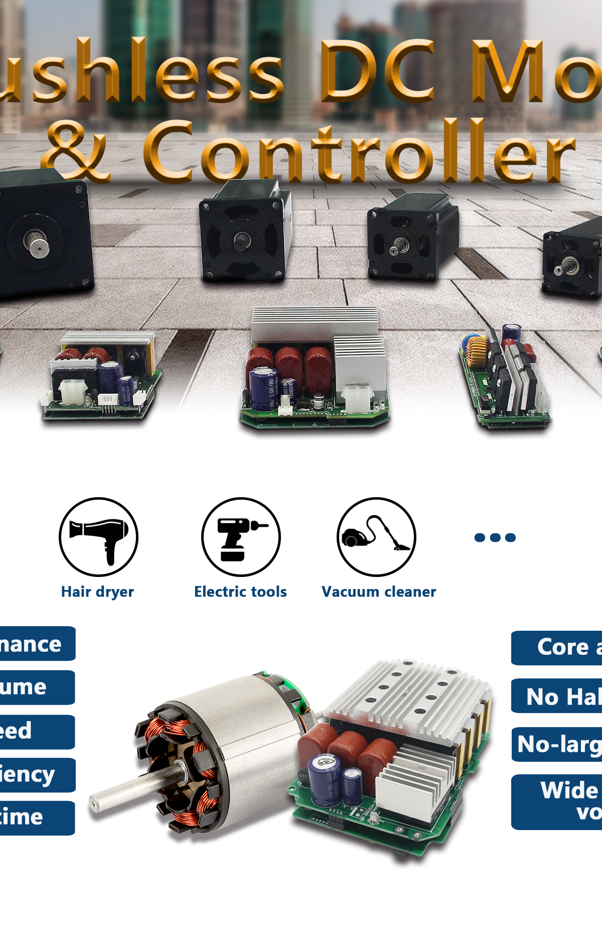 Jiangsu Hoprio Electronic Technology Co Ltd Dc Brushless Motor Bldc Controller Circuit We Are Committed To The Development And Manufacture Of Chinas Leading High Voltage Motors Controllers It Has Thirty National Hardware