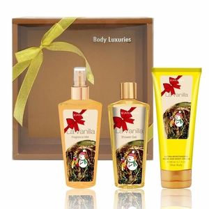 Dear Body Brand Bath Spa Perfume Gift Set with Packaging Box for white Christmas