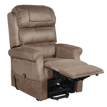 Cozy Heat Vibration Massage Chair Geriatric Lift Sofa Recliner Chair