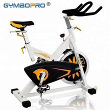 Indoor Cycling Spinning Bike Professional Exercise Bike with 8 Resistance Levels Commercial Use