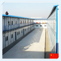 Prefabricated building house