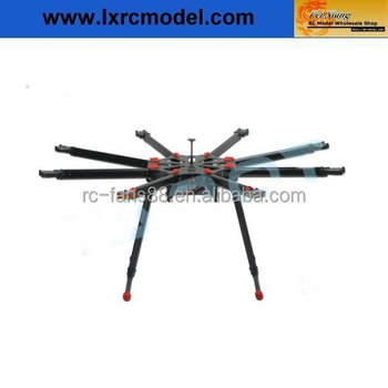 Tarot X8 1050mm 8- Axle Pcb Center Plate Folding Fpv Octocopter ...