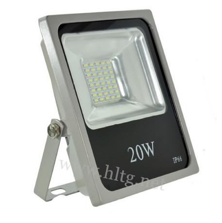 Smd Led Slim Flood Light 20 Watt For Outdoor Use Energy Saving ...