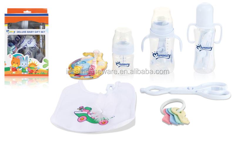 AliBaby Feeding Bottles 4oz 2pk