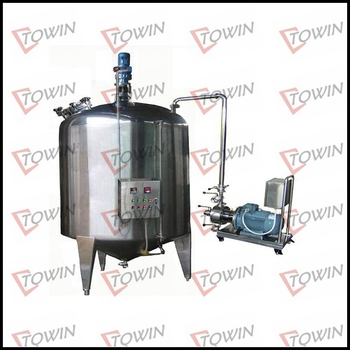 Hot sale SS304/316 types of chemical reactor with filter