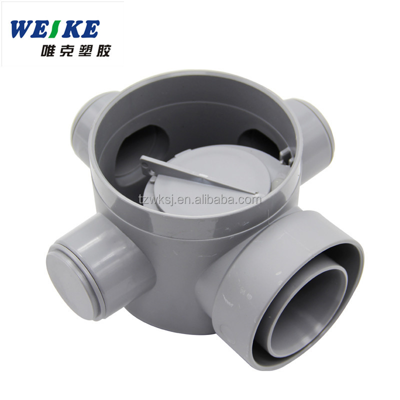 Pvc Fitting Floor Drain, Pvc Fitting Floor Drain Suppliers And  Manufacturers At Alibaba.com