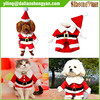Christmas Costumes Dog Cat Suit with Cap Dog Hoodies, Christmas Dog Product