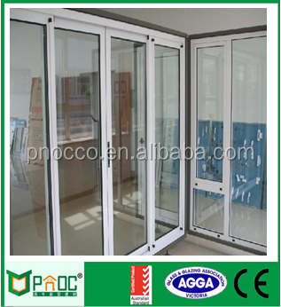 Cheap price aluminum interior large slding glass doors swiss trade doors for hotel
