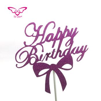 Pleasing Happy Birthday Cake Topper Funny Birthday Cards Online Hetedamsfinfo