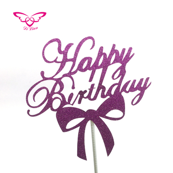Happy Birthday Cake Topper.Happy Birthday Cake Topper View Happy Birthday Cake Topper Dilian Product Details From Yiwu Dilian Commercial Co Ltd On Alibaba Com