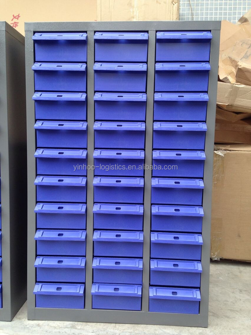 Industrial Metal Storage Cabinets For A Variety Of Small Parts