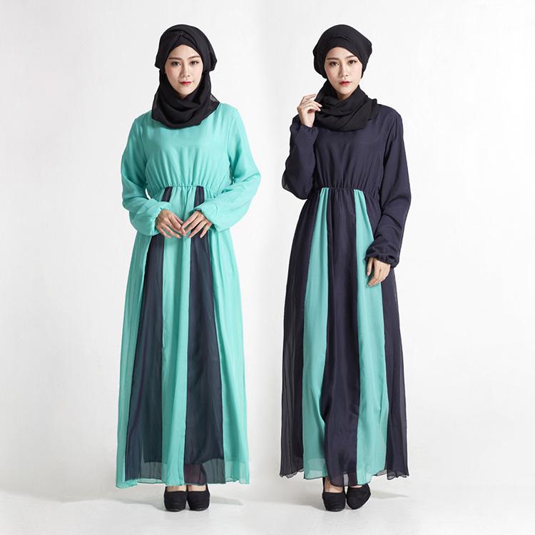 زائد حجم فستان بنت العباءة دبي للسيدات-ملابس الإسلامية-معرف المنتج ...