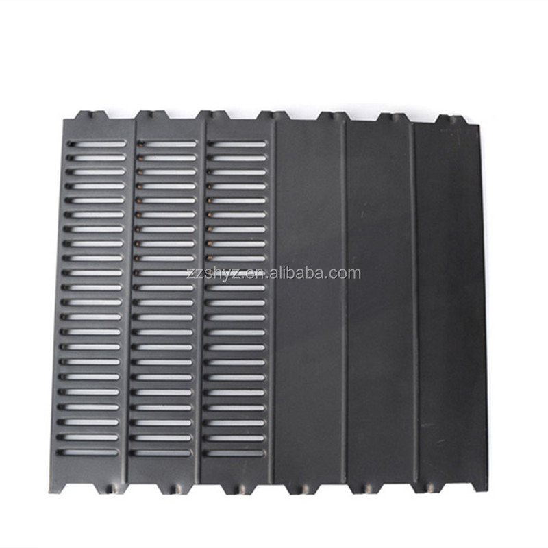 300mm*400mm High Strength Customized Livestock Firm Pig cast Iron flooring