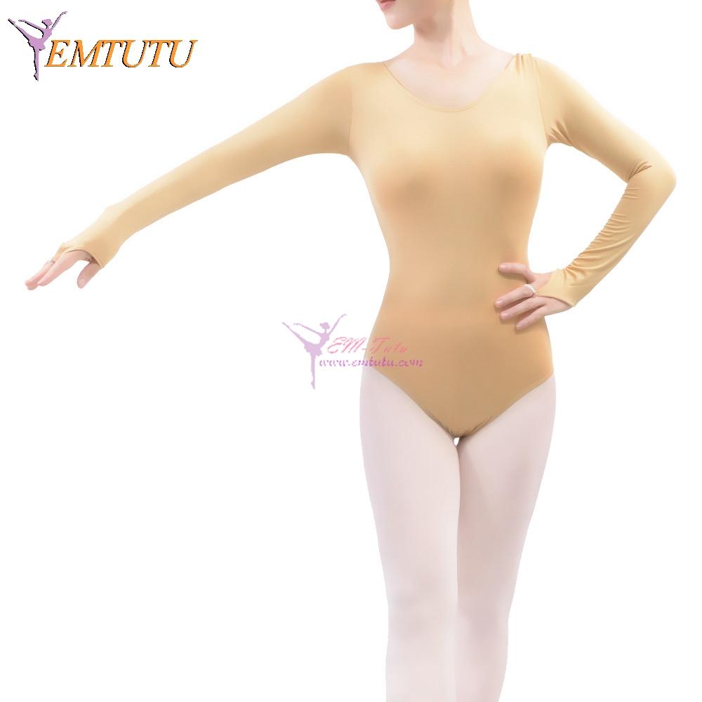 Nude Colored Leotards 69