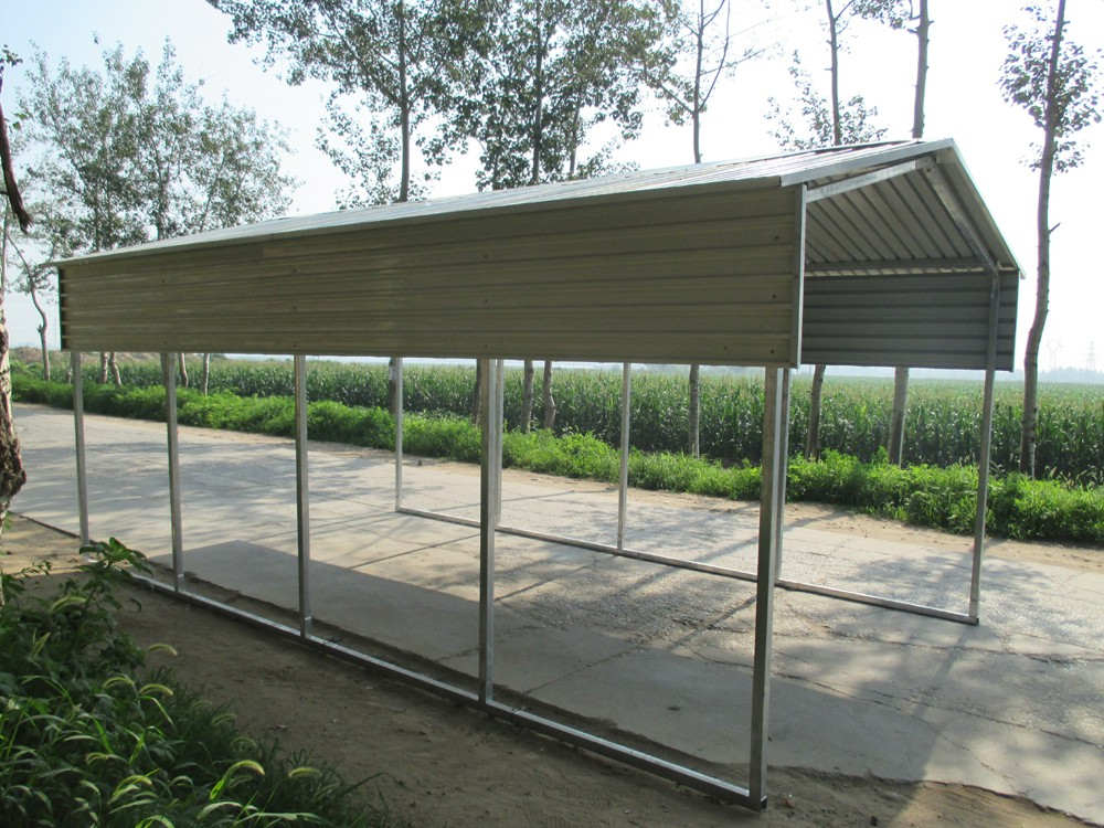 Rv Metal Carport Panels : Enclosed rv cover for sale buy regular style