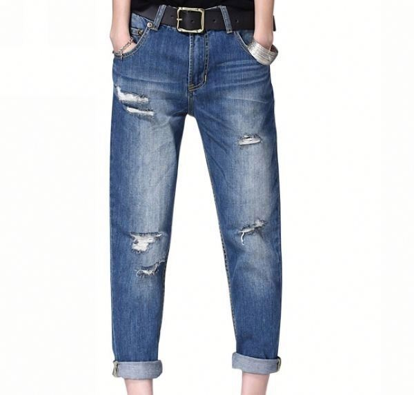 high quality OEM discount ladies jean