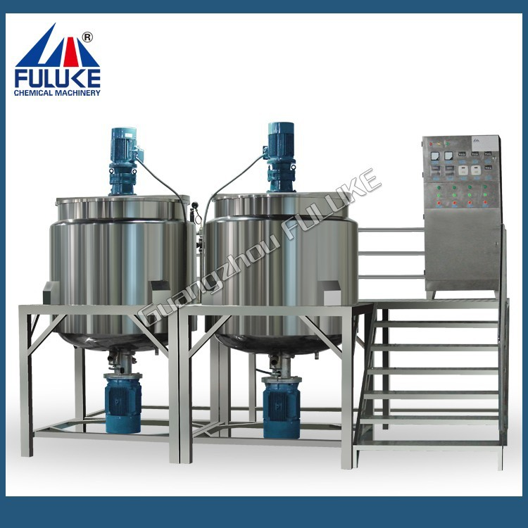 FLK hot sale clay mixing machine applied in liquid products