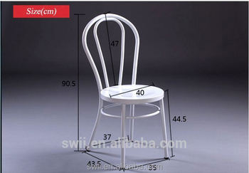 Cafe Vienna Chairs Party Chair Replica Michael Thonet Vienna Steel Chair