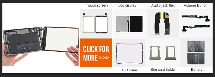 Original Black LCD For Lenovo Sisley LTE S90 Display With Touch Digitizer Assembly