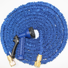 English amazon hot sells cloth watering garden hose expandable pipe for washing car