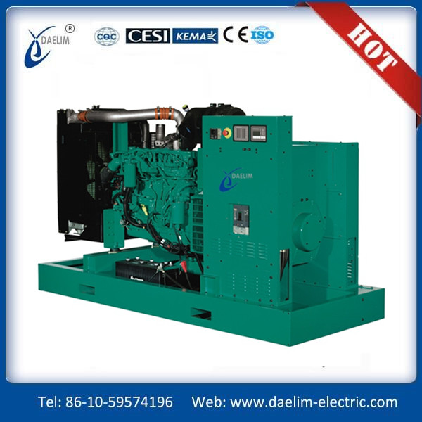 Bottom price 10KVA-2000KVA electric genertor with CE ISO SONCAP for hot sales