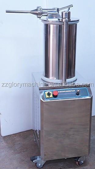 CE Approval Automatic Sausage Filling Making Sausage Stuffer Machine