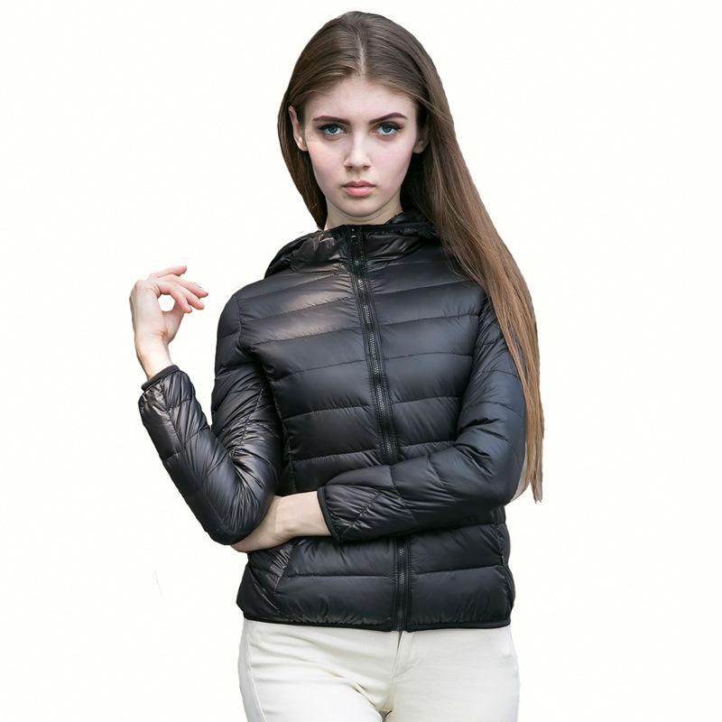 Buy 2014 hooded ULTRA LIGHT DOWN jacket mens duck down jacket men ...
