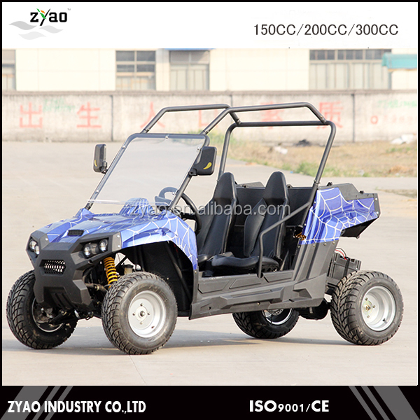electric 72v buggy electric atv quad 1500w farm utv from Zyao