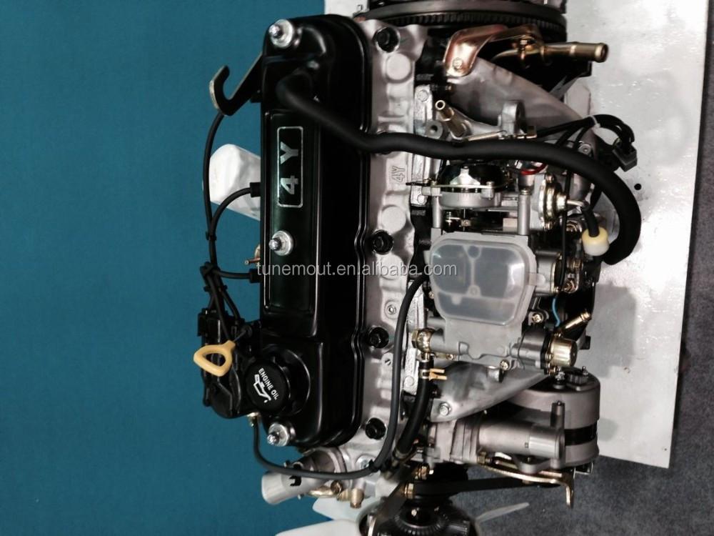 Toyota 4y Engine2y3y4y4yefi2l3l5l2rz22r 1zz2az Engine