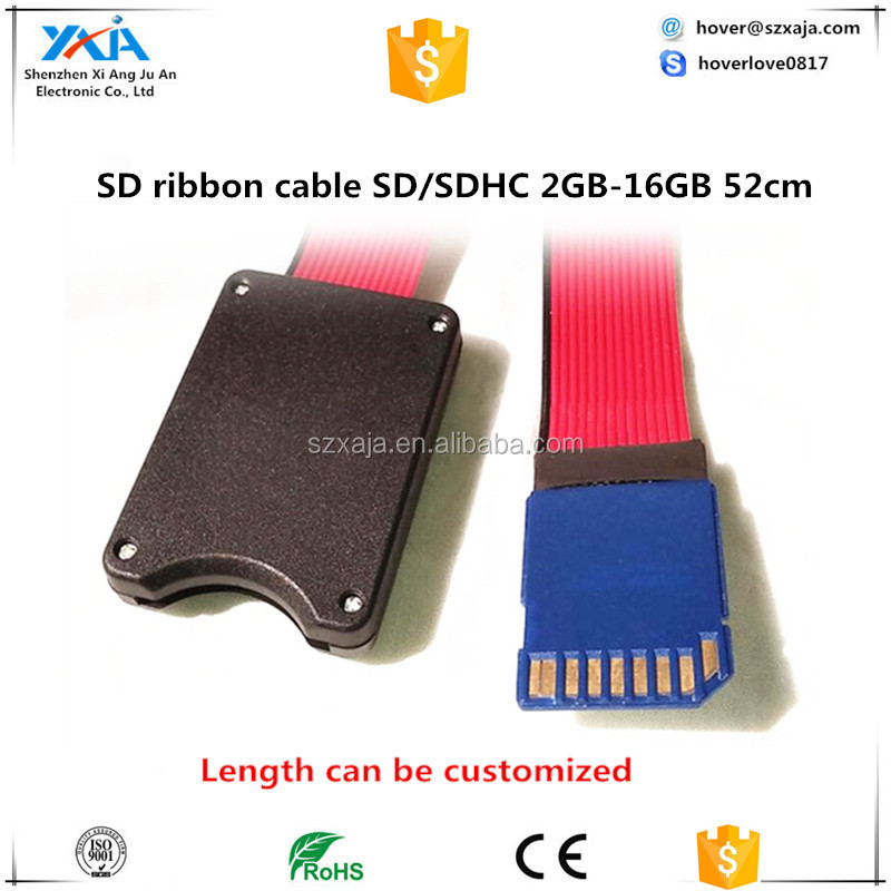usb to sd card cable adaptor / sd usb converter