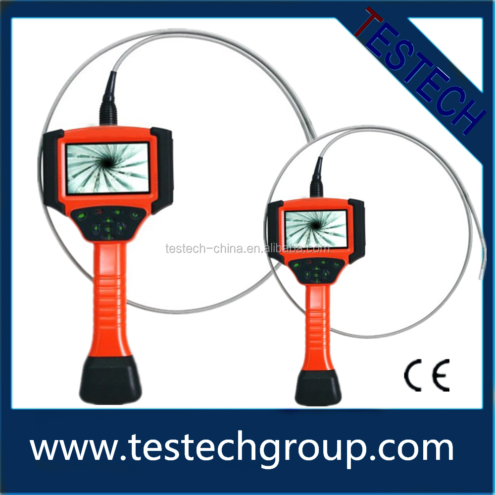 NDT flexible endoscope