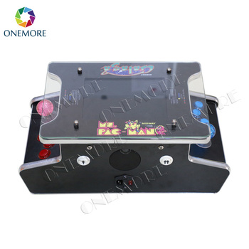 Pacman Table Game >> 10 4 Pacman Ms Pacman Table Top Arcade Games Galaga Mini Arcade