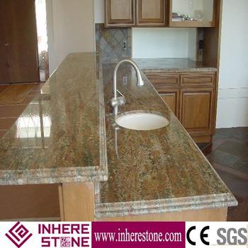 Kitchen Granite Countertops , Solid Color Granite Countertop