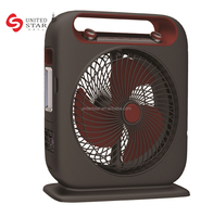 Camping Battery Mini Usb Portable Fan Rechargeable