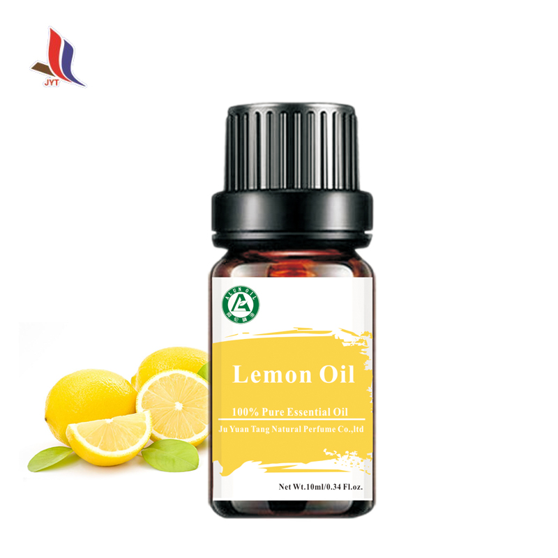 Pure Natural for Aromatherapy Massage Lemon Oil humidifier Skin Whitening Lemon Essential Oil
