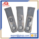 High Quality Hammer Blades Durable Hammer Slice for Mill Machine