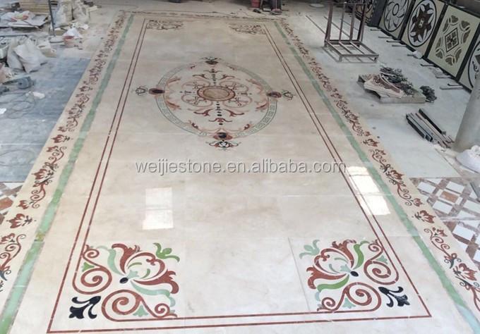 Waterjet Medallion Villla Marble Floor Design Patterns - Buy Marble Floor Design,Marble Floor Patterns,Villa Floor Design Product On Alibaba.com
