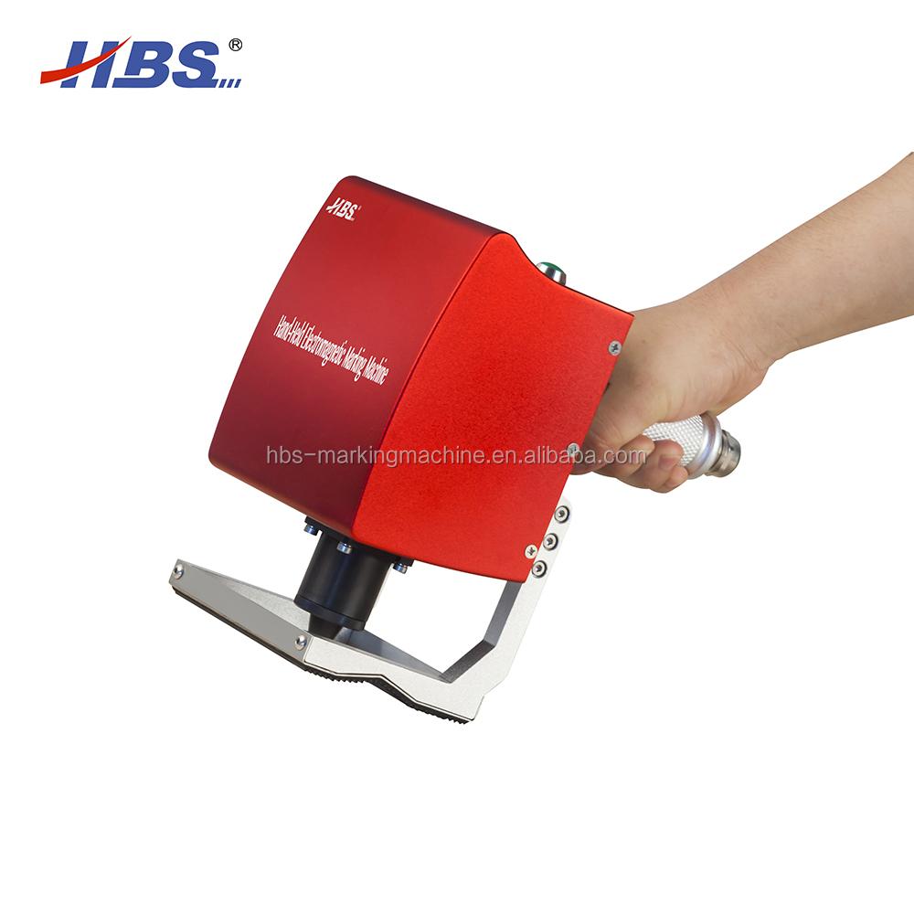 handheld portable dot peen marking machines