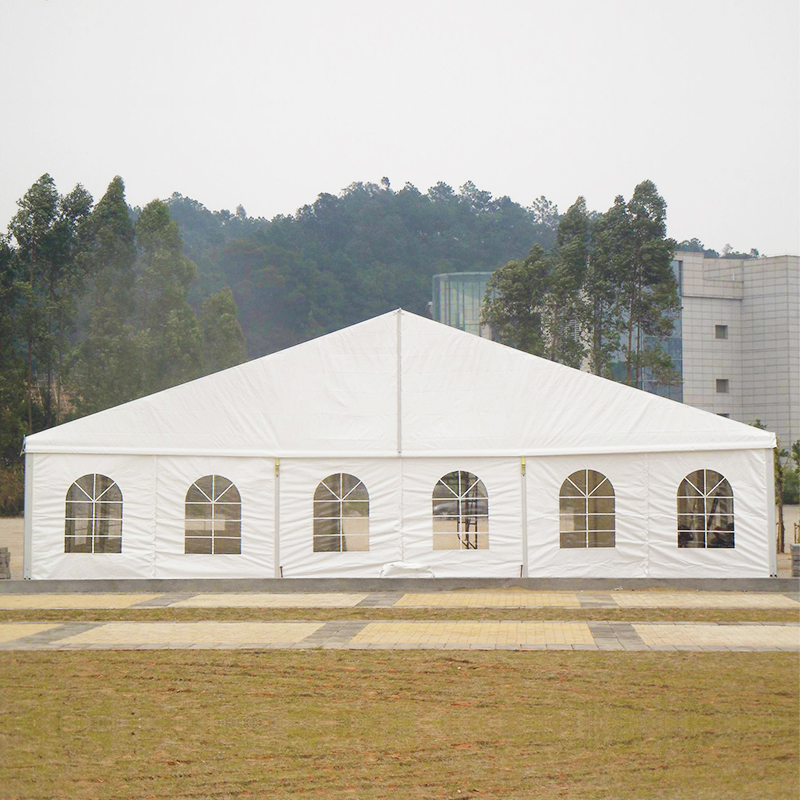 New large soundproof storm-proof conference events tents luxury wedding tent