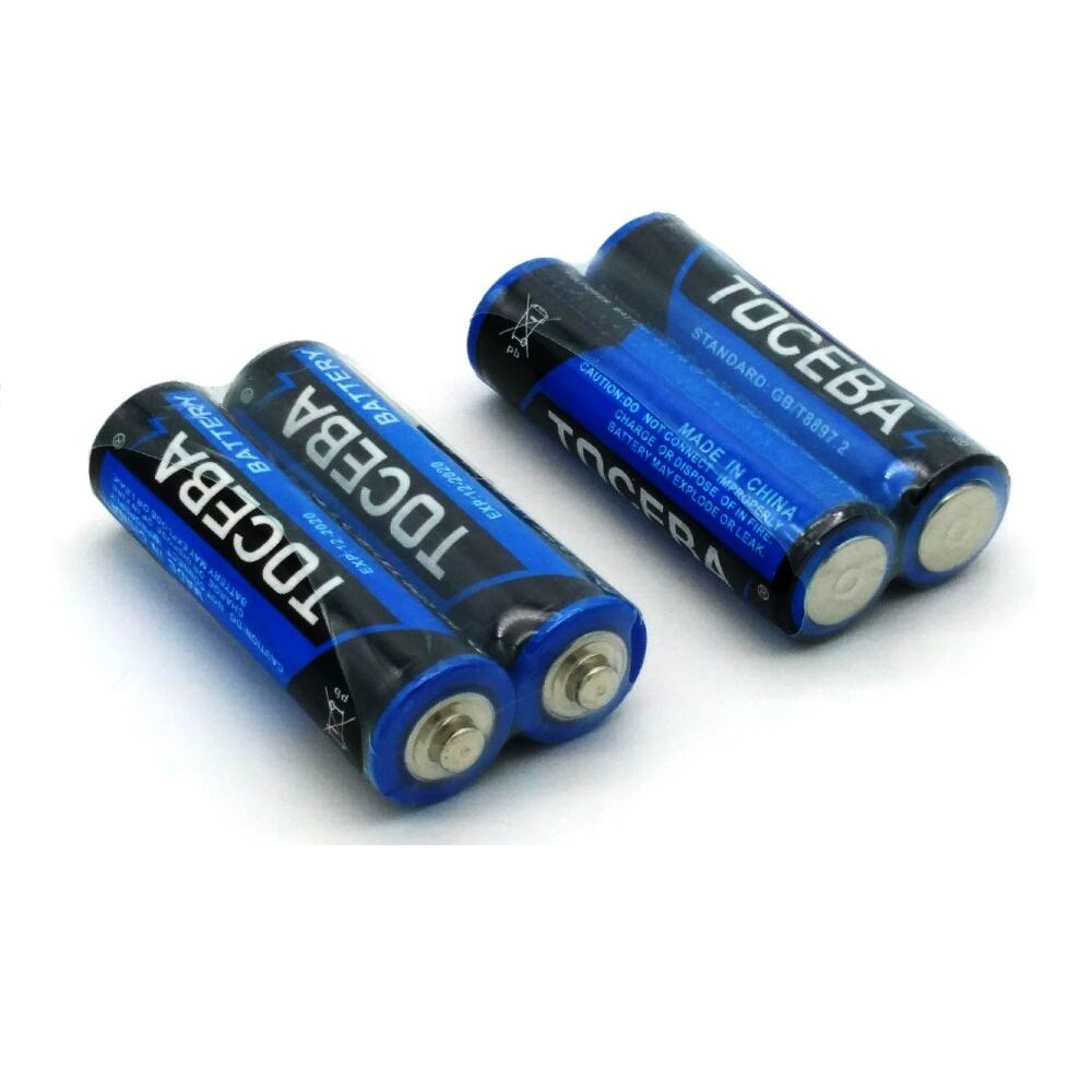 Papel R20 UM-1 Jaqueta Bateria Seca TAMANHO D RUNSTAR