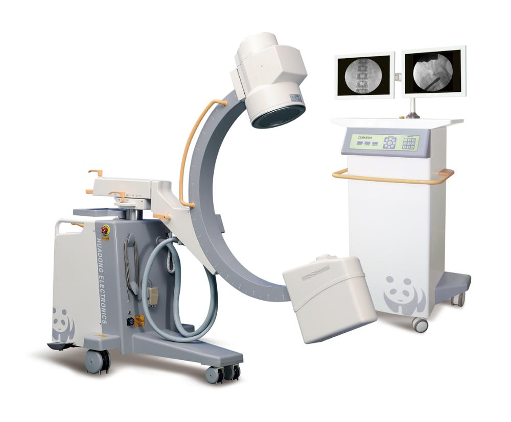 The Price Of Fluoroscopy X Ray Equipment Factory A Mobile C-arm X-ray For  Continuous Fluoroscopy,Image Storage And Retrieval - Buy A Mobile C-arm
