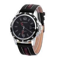 High quality curren watch wholesale waterproof watch customs design your own watch