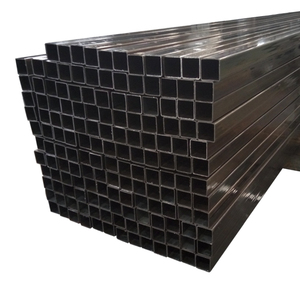 hollow section square steel pipe/tube made in Tianjin, china