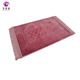 2017 wholesale mosque shaggy thick prayer carpet and rug