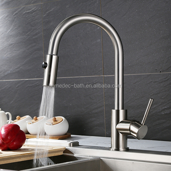 Good Quality Commercial Style Pre Rinse Business Style Kitchen Faucet Pull  Out - Buy Kitchen Faucet Pull Out,Commercial Style Kitchen Faucet,Good ...
